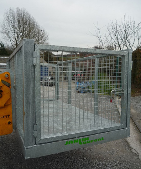 Construction machine agricole sur-mesure près de Charleroi et Maubeuge