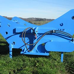 Fabrication dérouleuse agricole près de Charleroi et Maubeuge