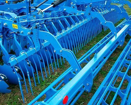 Vente de machines agricoles neuves près de Charleroi et Maubeuge