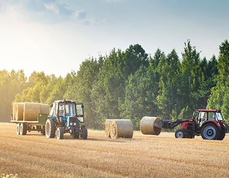 Fabrication porte-boules agricole près de Charleroi et Maubeuge