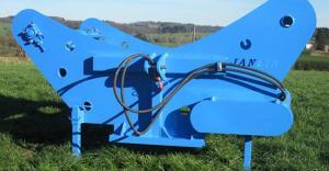 Construction de machines agricoles près de Tournai