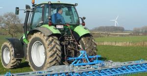 Construction de machines agricoles près de Mons